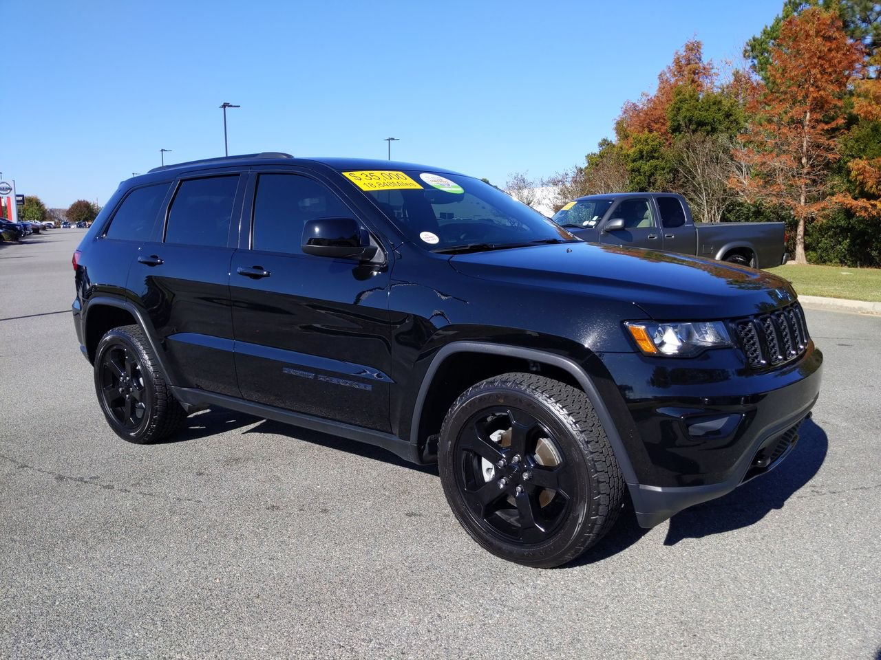 Pre-Owned 2018 Jeep Grand Cherokee Upland