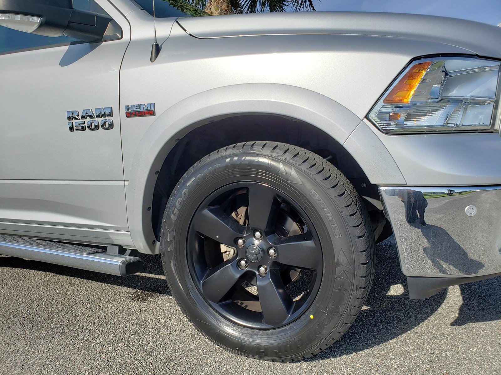 Pre-Owned 2015 Ram 1500 Outdoorsman