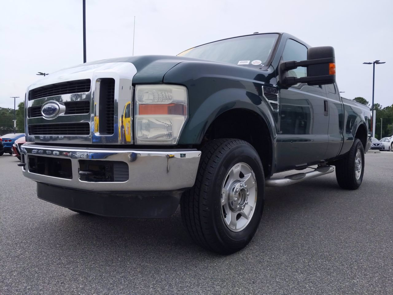 Pre-Owned 2010 Ford Super Duty F-250 SRW XL