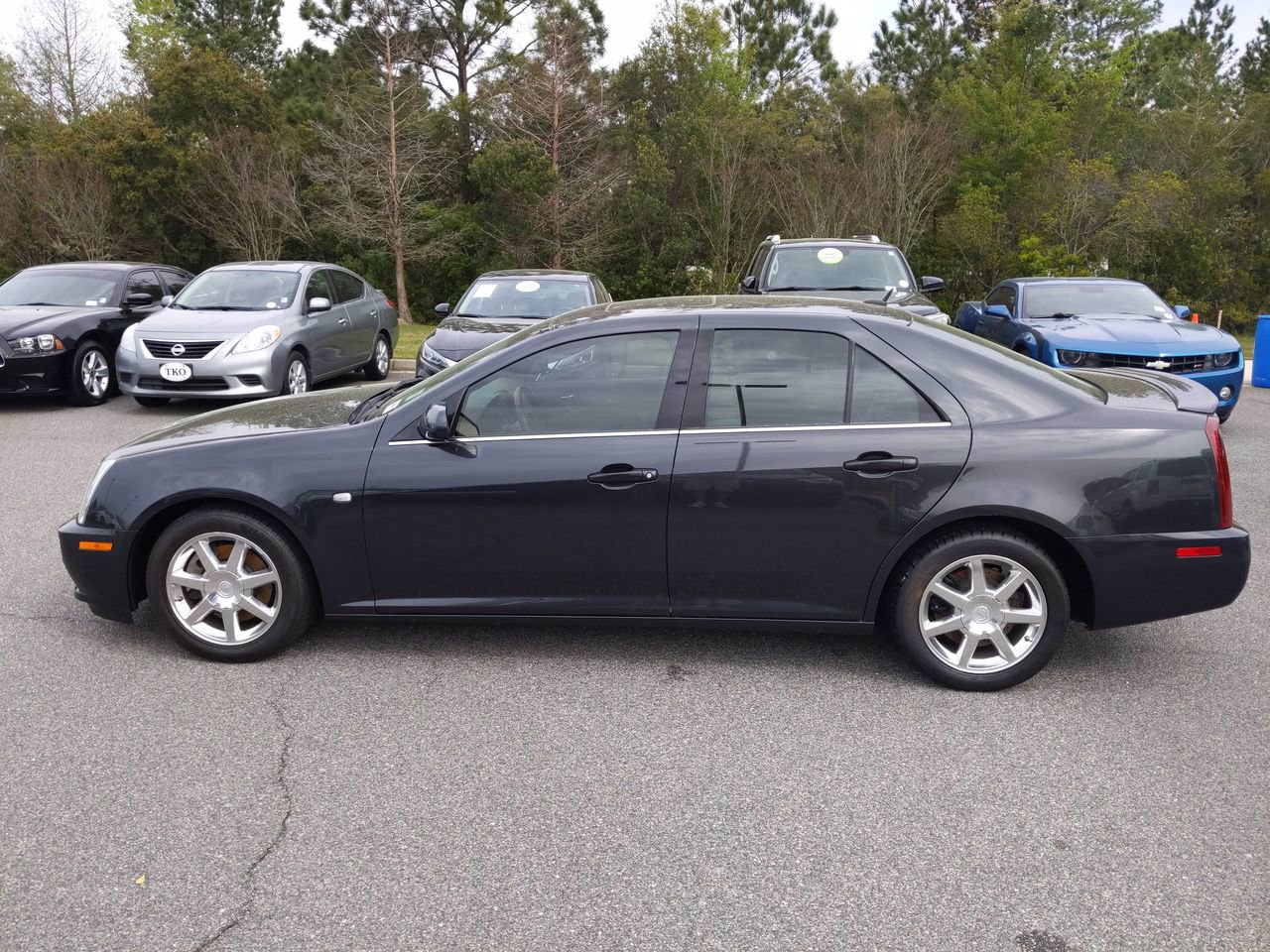 Pre-Owned 2005 Cadillac STS 4DR SDN V6