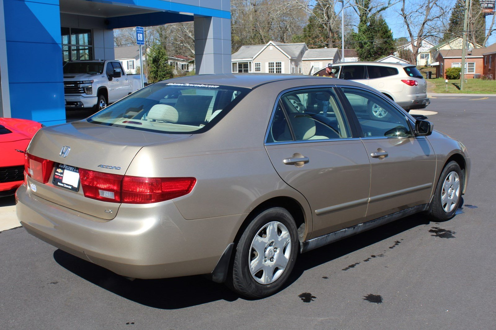 Pre-Owned 2005 Honda Accord Sdn LX