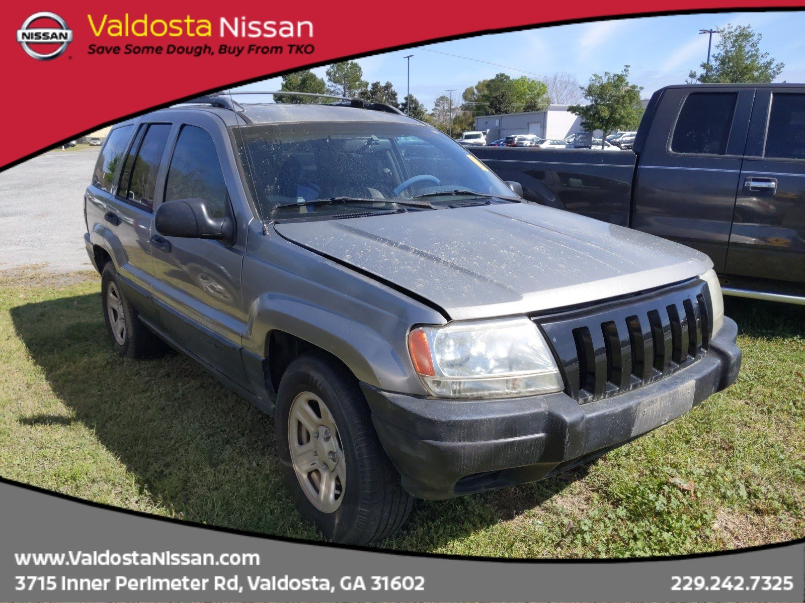 Pre-Owned 1999 Jeep Grand Cherokee Laredo