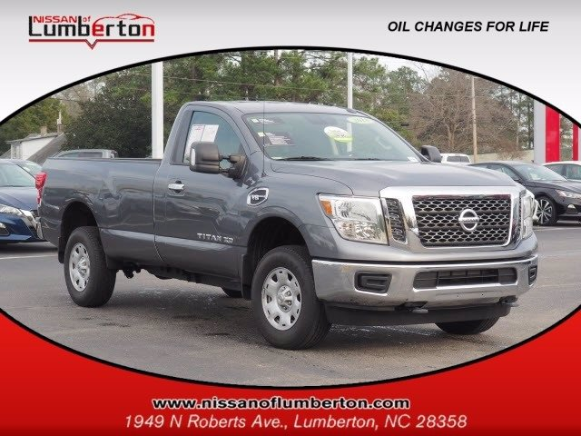 Certified Pre-Owned 2018 Nissan Titan XD SV