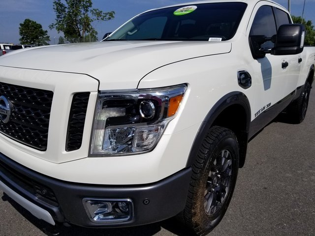 Certified Pre-Owned 2018 Nissan Titan XD PRO-4X