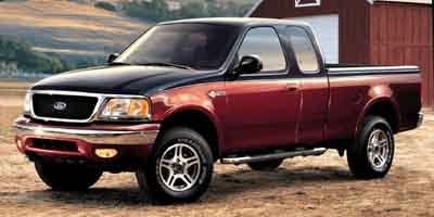 Pre-Owned 2004 Ford F-150 Heritage XLT