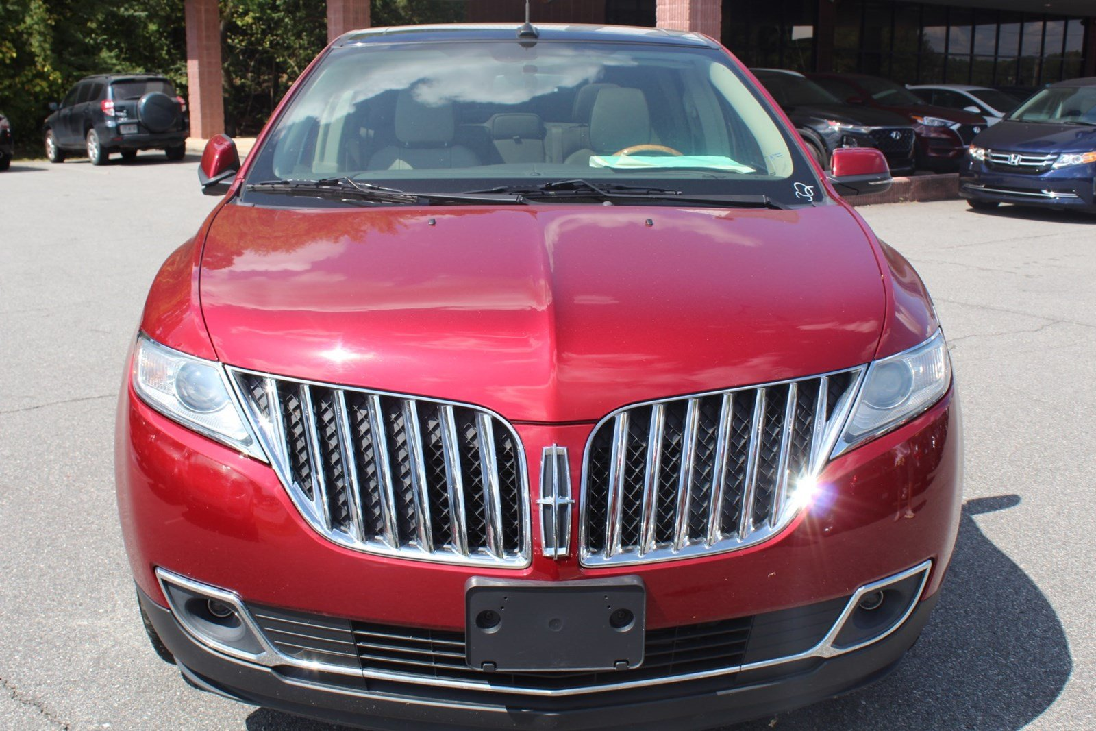 Pre-Owned 2015 Lincoln MKX 4DR AWD PREMIERE