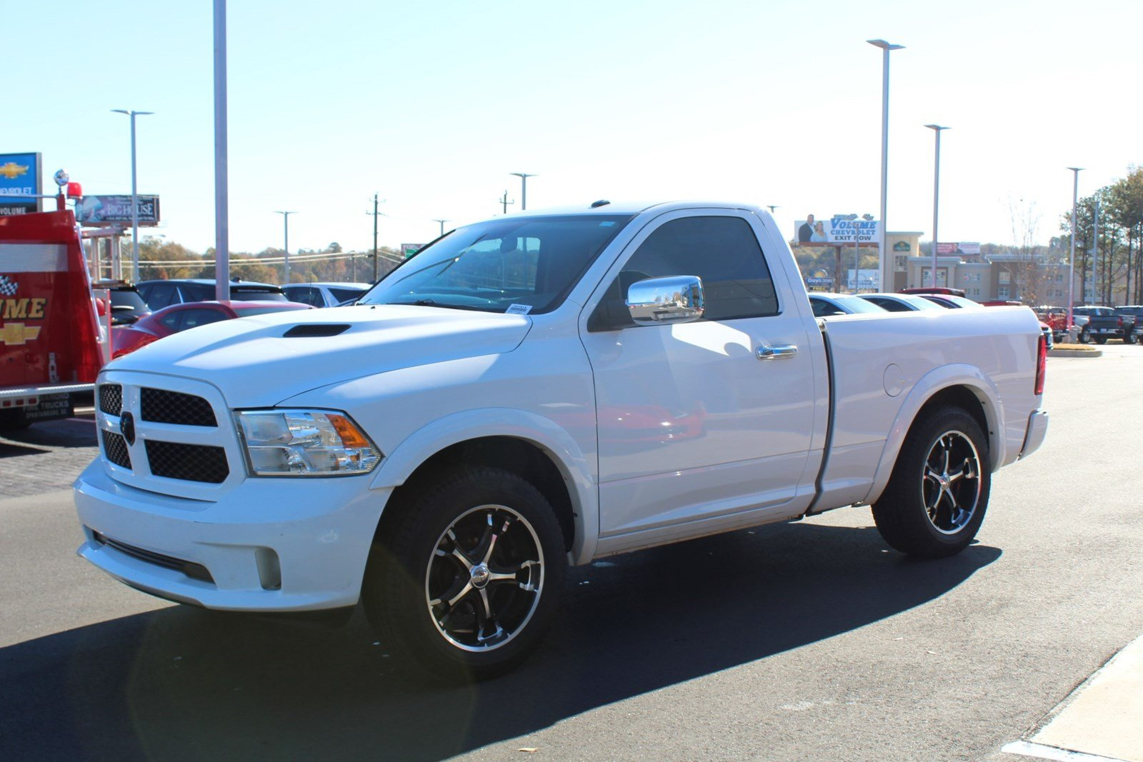 Pre-Owned 2014 Ram 1500 Express