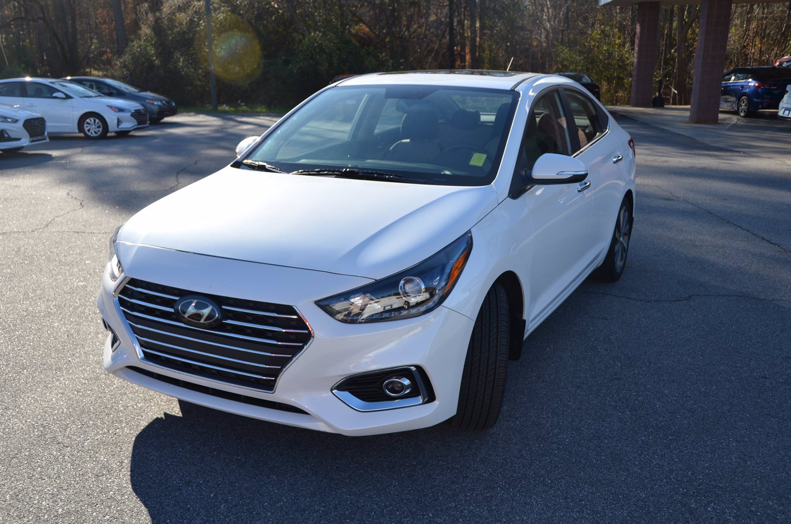 Pre-Owned 2020 Hyundai Accent Limited