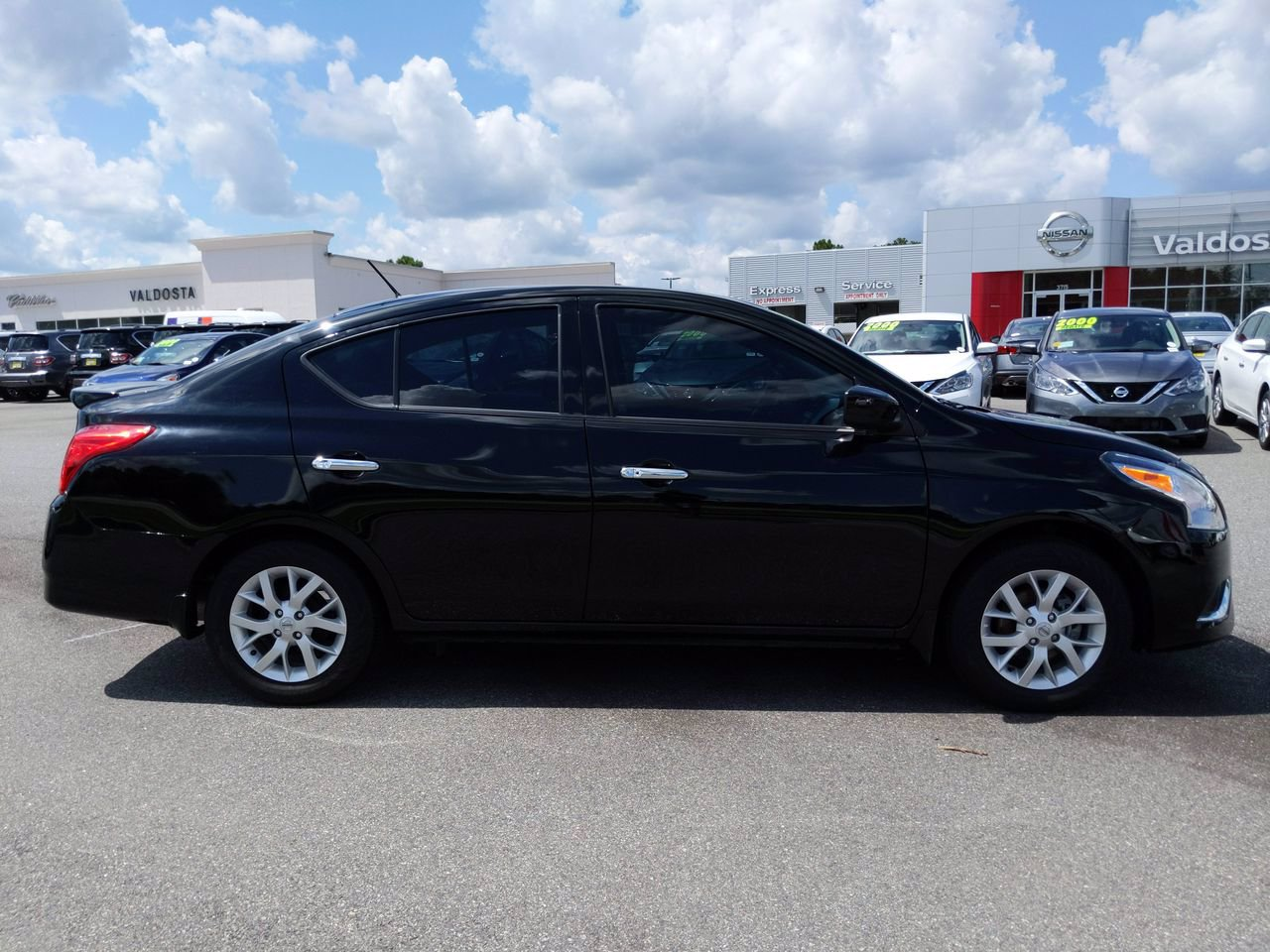 Pre-Owned 2019 Nissan Versa Sedan SV