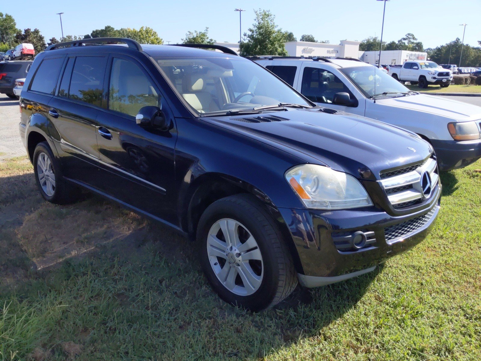 Pre-Owned 2007 Mercedes-Benz GL-Class 4DR 4WD
