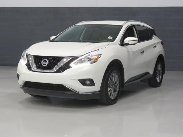 Pre-Owned 2017 Nissan Murano SL