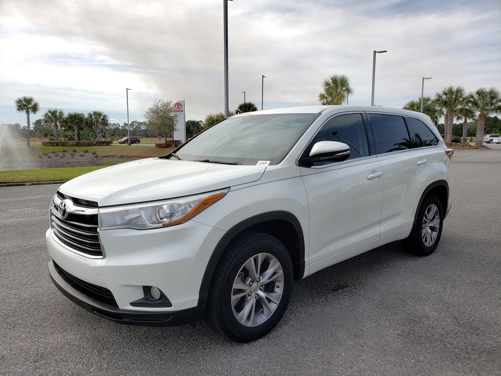 Pre-Owned 2015 Toyota Highlander LE Plus