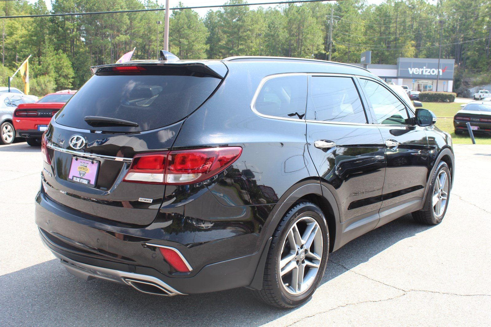 Pre-Owned 2018 Hyundai Santa Fe SE Ultimate
