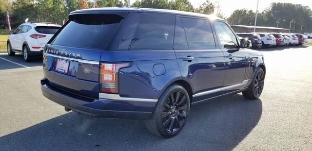 Pre-Owned 2017 Land Rover Range Rover Autobiography