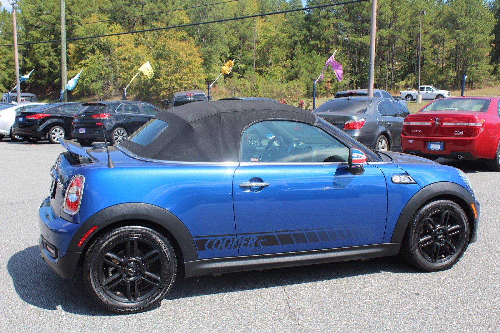 Pre-Owned 2015 MINI Cooper Roadster S