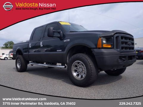 Pre-Owned 2006 Ford Super Duty F-350 SRW XL