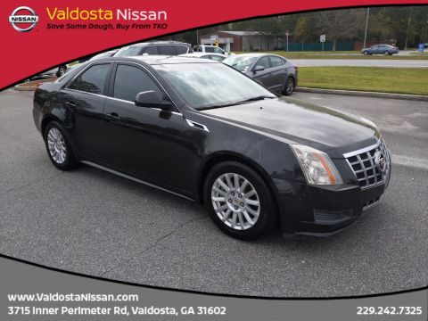 Pre-Owned 2012 Cadillac CTS Sedan 4DR SDN 3.0L RWD