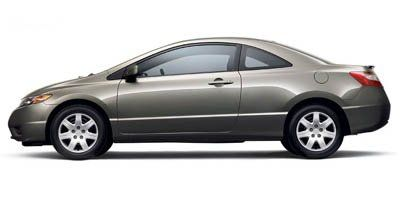 Pre-Owned 2007 Honda Civic Cpe LX