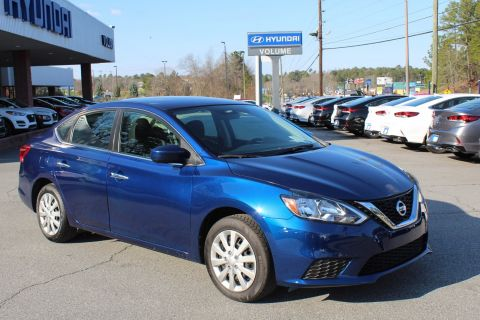 Pre-Owned 2017 Nissan Sentra SV