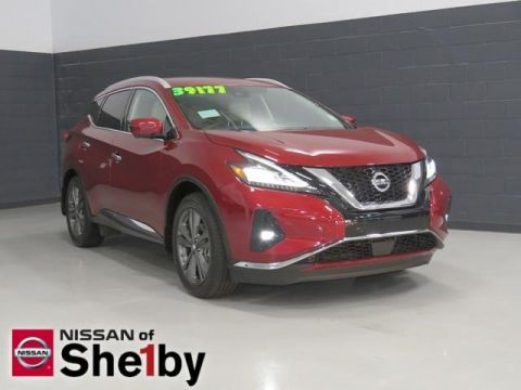 Pre-Owned 2019 Nissan Murano Platinum