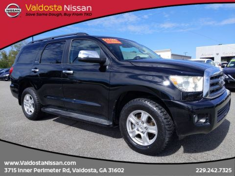 Pre-Owned 2008 Toyota Sequoia Platinum