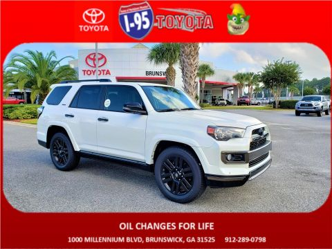 Pre-Owned 2019 Toyota 4Runner LIMITED NIGHTSHAD