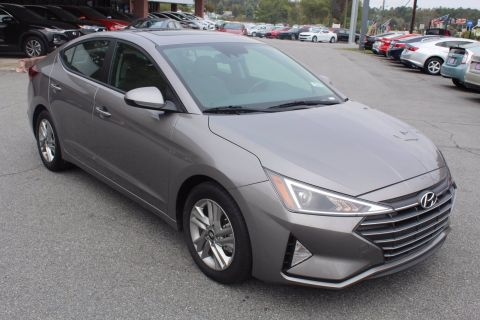 Pre-Owned 2020 Hyundai Elantra Value Edition