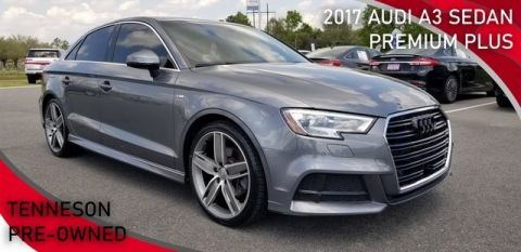 Pre-Owned 2017 Audi A3 Sedan Premium Plus